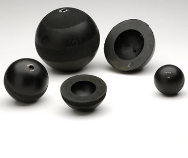 Neoprene & Nitrile Sphere Sizes